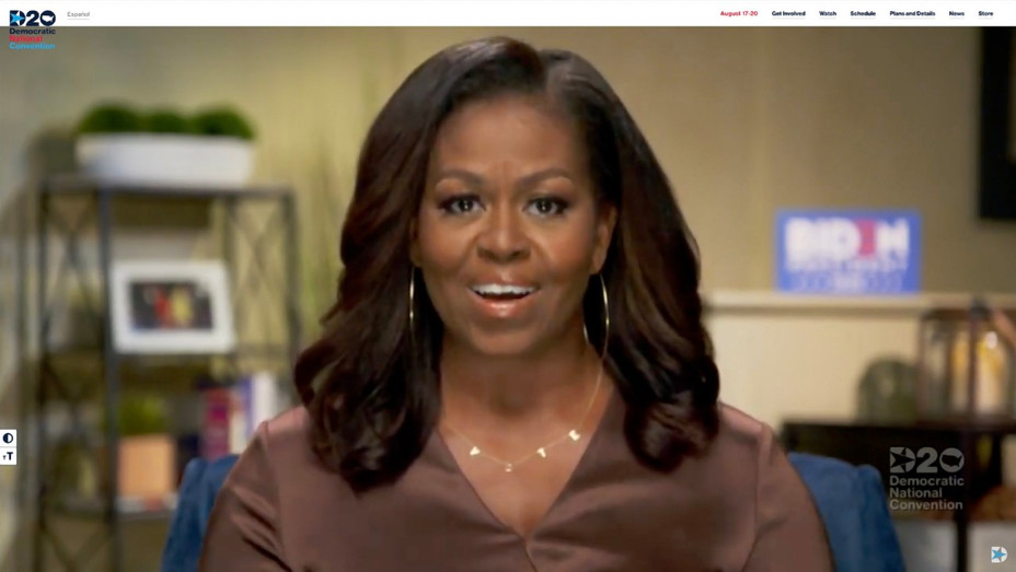 Michelle Obama DNCC