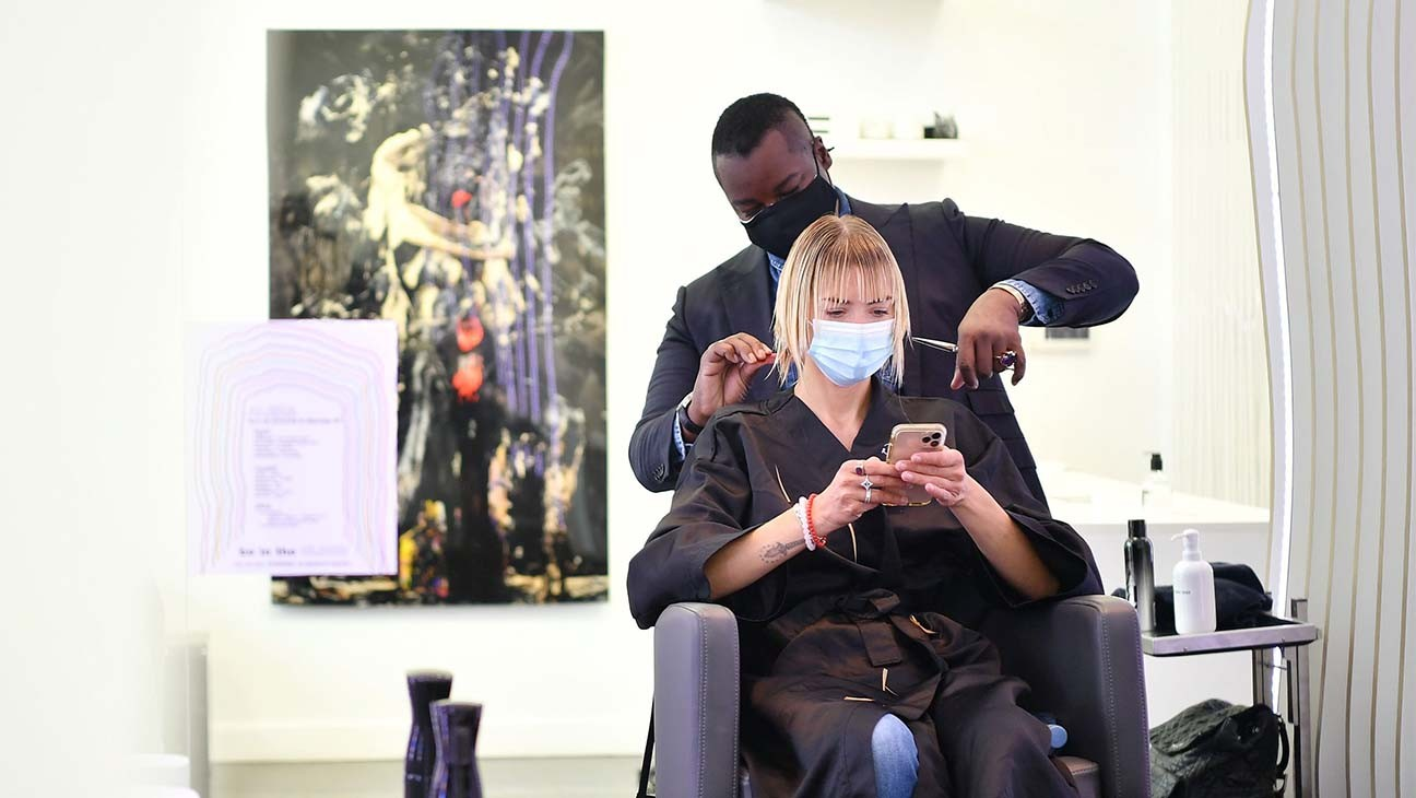 California Hair Salons Can Reopen For Indoor Service Per New Guidelines