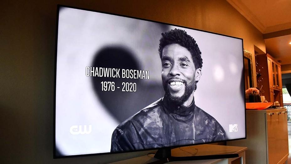 2020 MTV Video Music Awards-In memoriam Chadwick Boseman