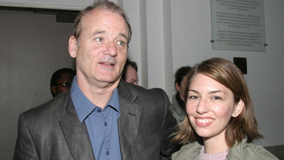 Bill Murray and Sofia Coppola -Brooklyn Academy of Music Screening -H 2020