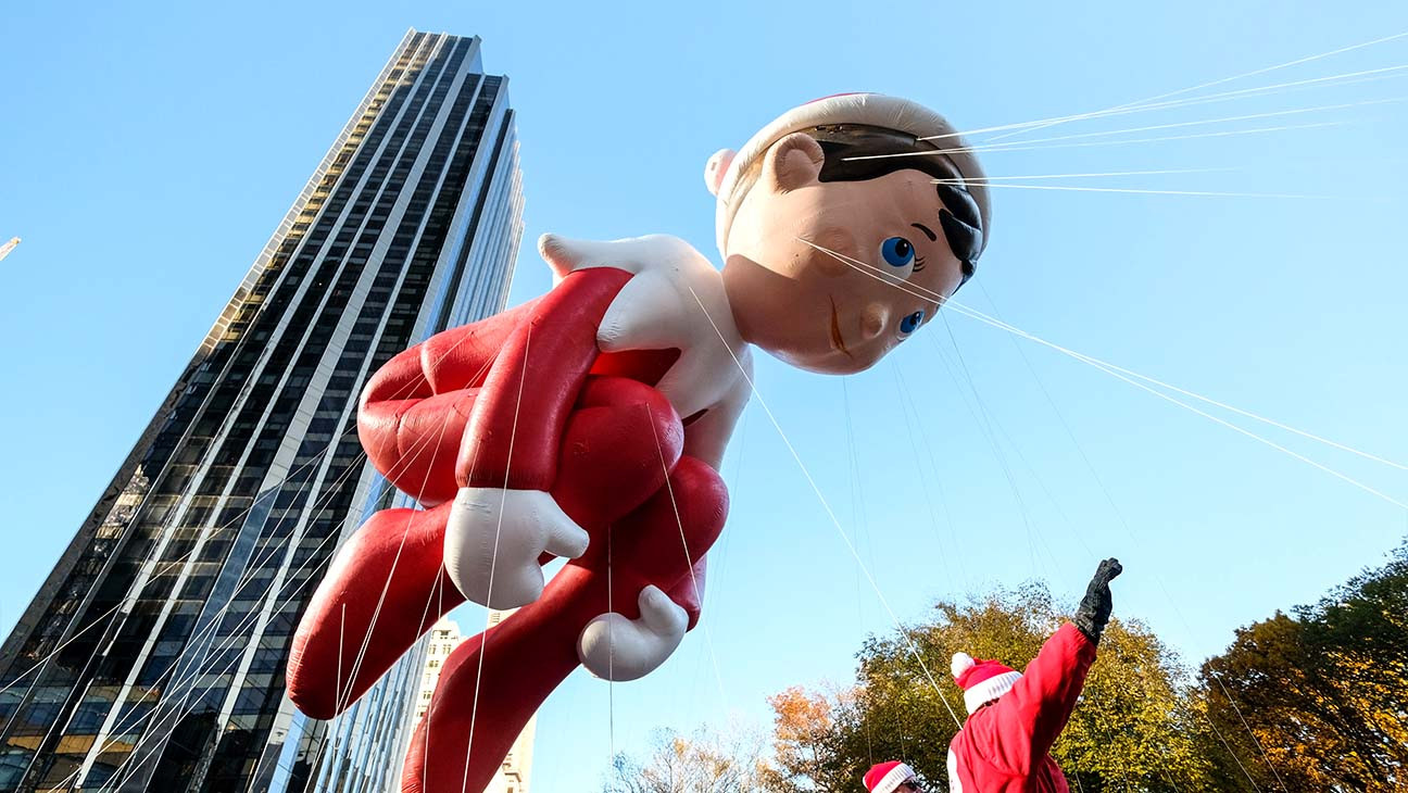 Elf on a Shelf Company Signs With CAA, Announces Rebrand