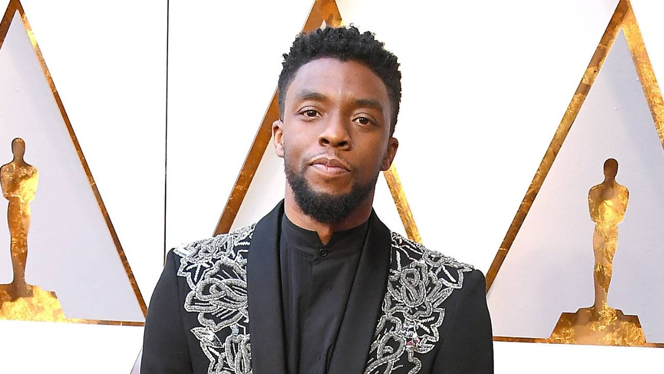 Chadwick Boseman, 'Black Panther' Star, Dies of Colon Cancer at 43