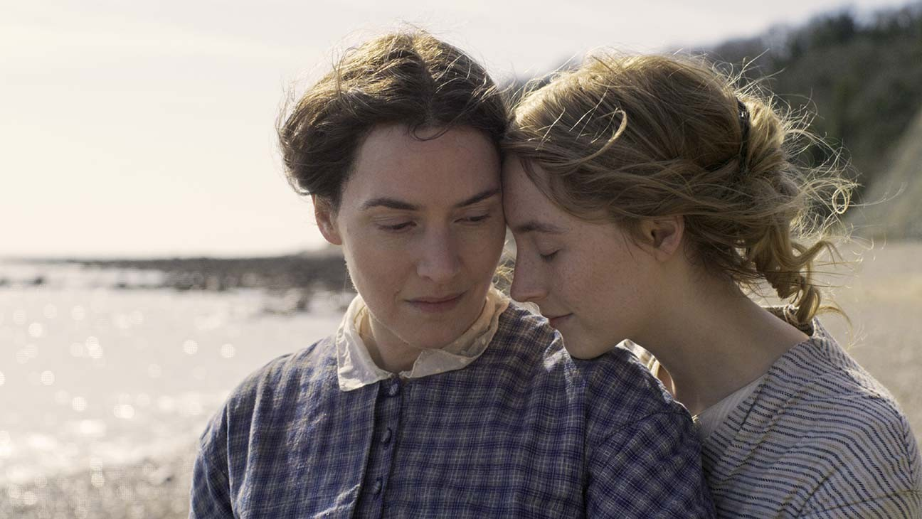 'Ammonite' Trailer: Kate Winslet and Saoirse Ronan Find Love on the 1840s British Shores
