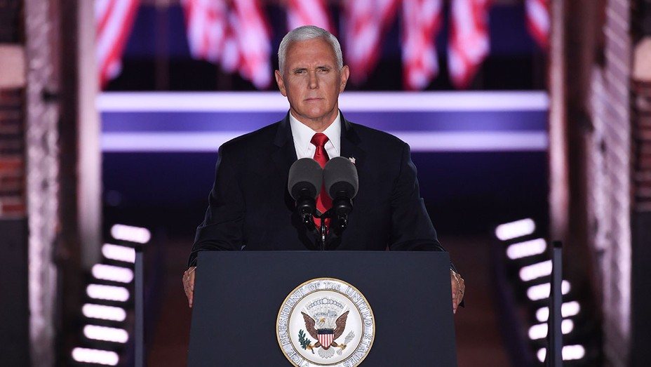 Mike Pence - RNC - Getty - H - 2020