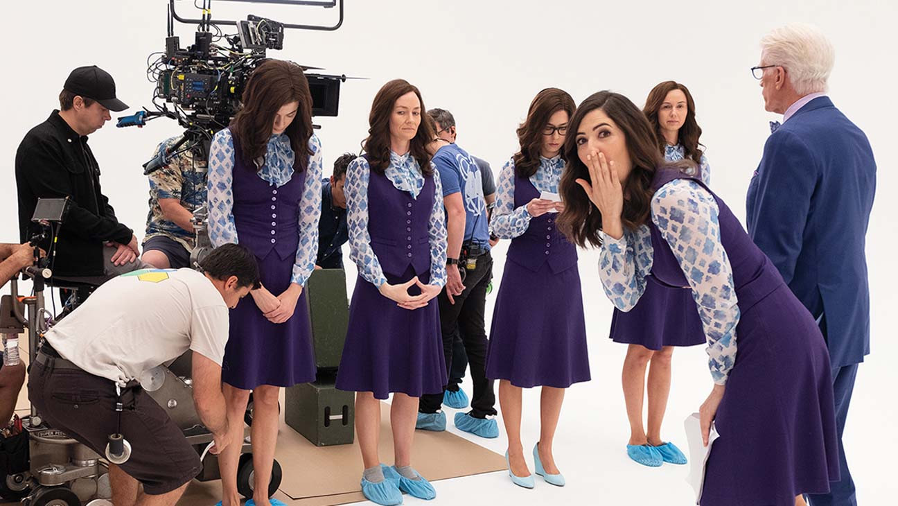 """""""How Lucky Are We?"""" D'Arcy Carden Reflects on NBC's Dearly Departed Comedy 'The Good Place' and Her First Emmy Nom (Guest Column)"""