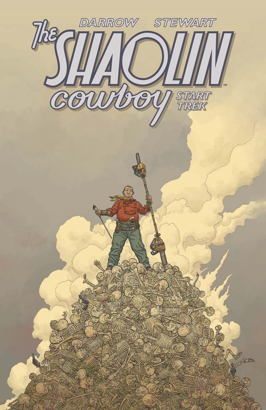 Shaolin Cowboy Taschenbuch - Werbung - EMBED 3 - 2020