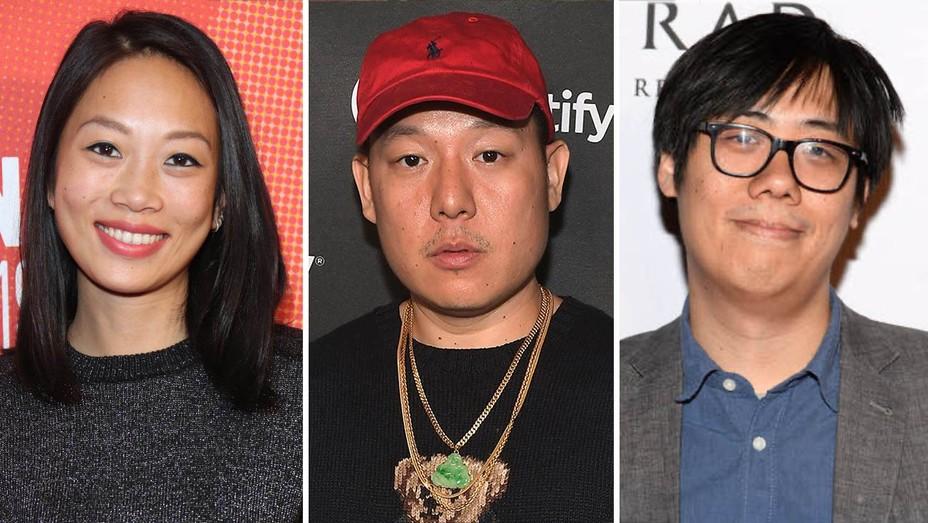 Anita Gou, Eddie Huang and Arvin Chen split - H 2020