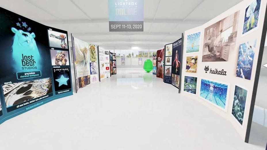LightBox Expo Virtual Con Floor-Publicity-H 2020