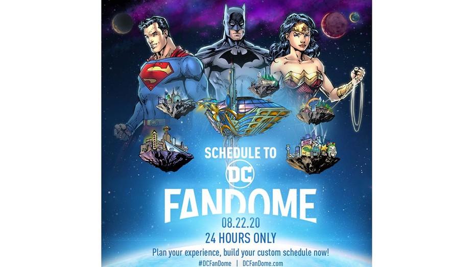 DC FanDome - Publicity - H 2020