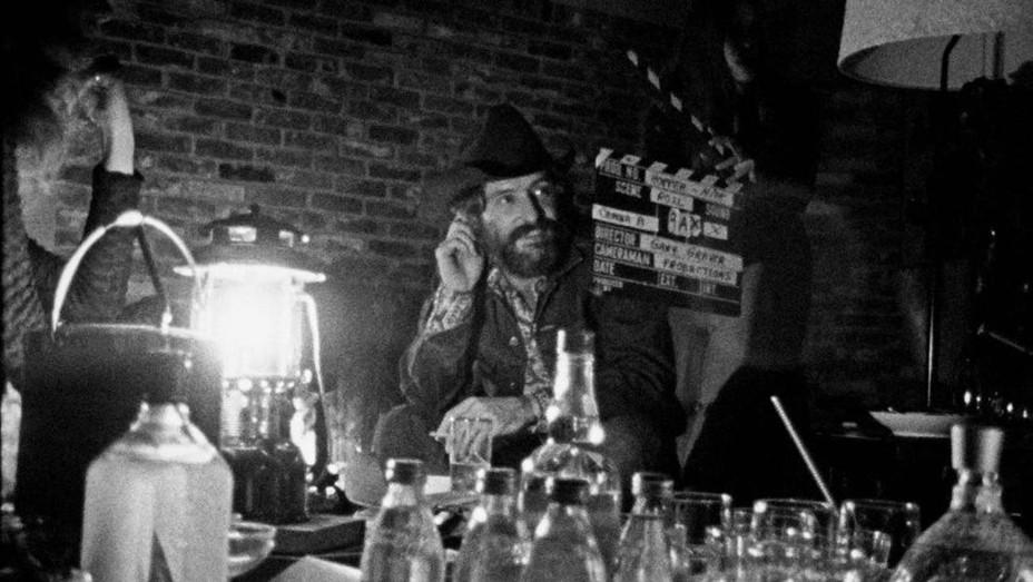Dennis Hopper in 'Hopper/Welles'