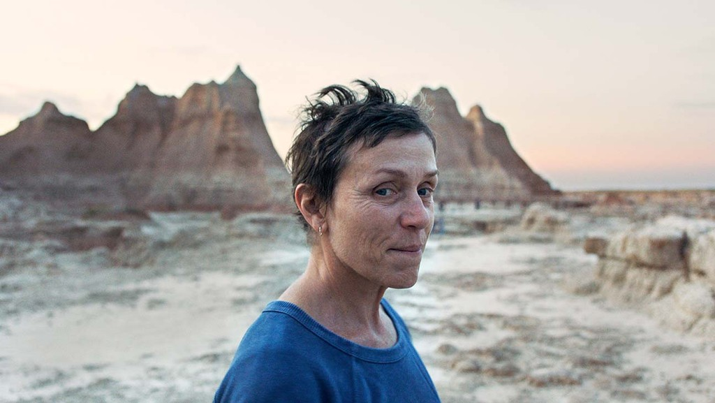 Chloe Zhao's 'Nomadland' Named Best Feature by Vancouver Film Critics Circle - Hollywood Reporter