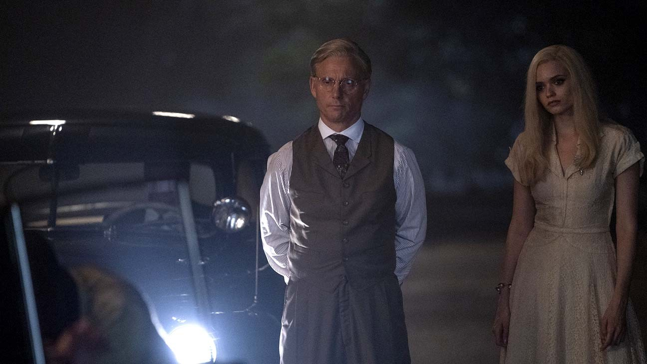 "'Lovecraft Country': Tony Goldwyn Breaks Down That ""Ancient"" Twist"