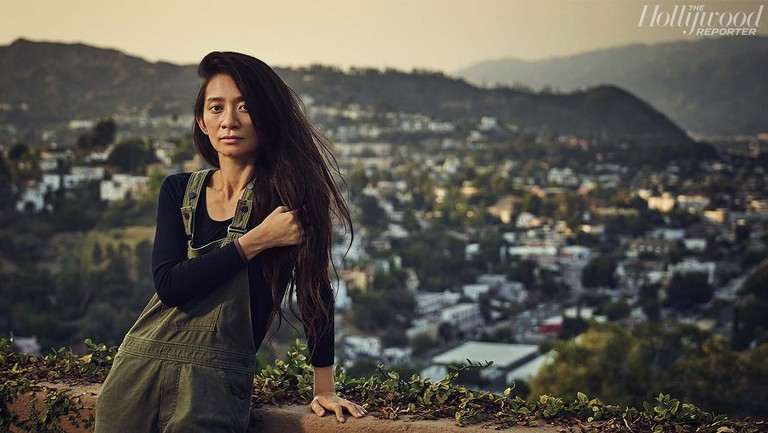 """Director Chloe Zhao Arrives With Early Oscar Contender 'Nomadland' and Next  Year's 'Eternals': """"It's a Bit Surreal"""" 