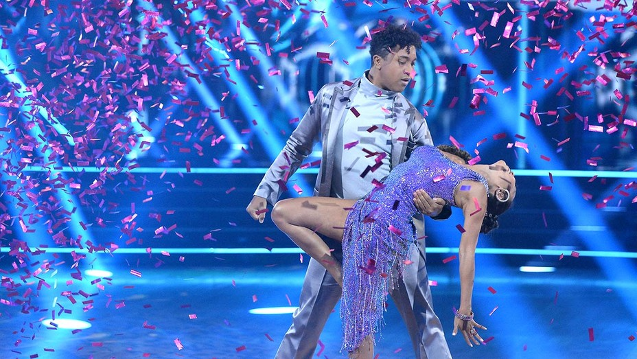 Dancing with the Stars -BRANDON ARMSTRONG, JEANNIE MAI