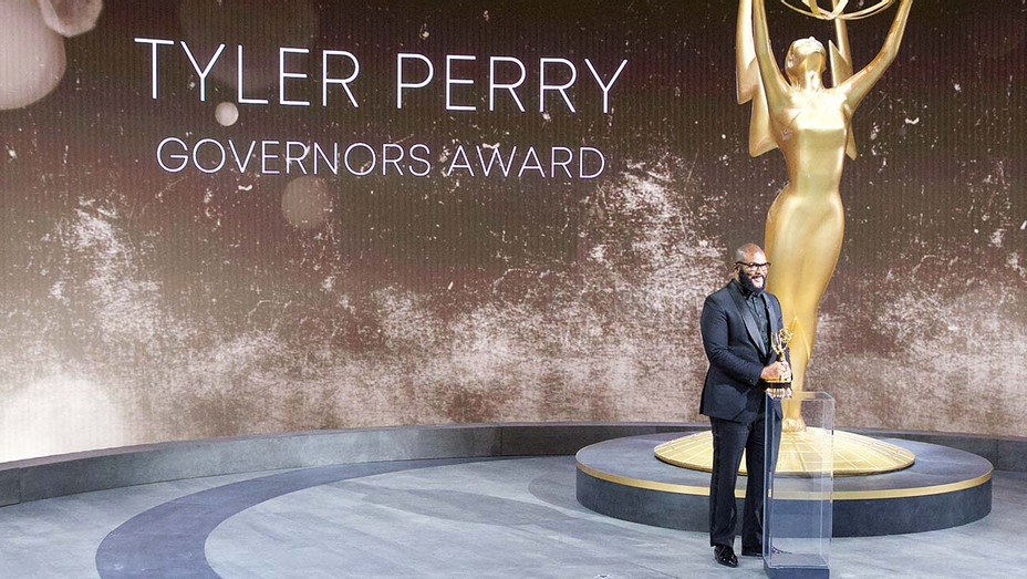 TYLER PERRY - Governors Award EMMY
