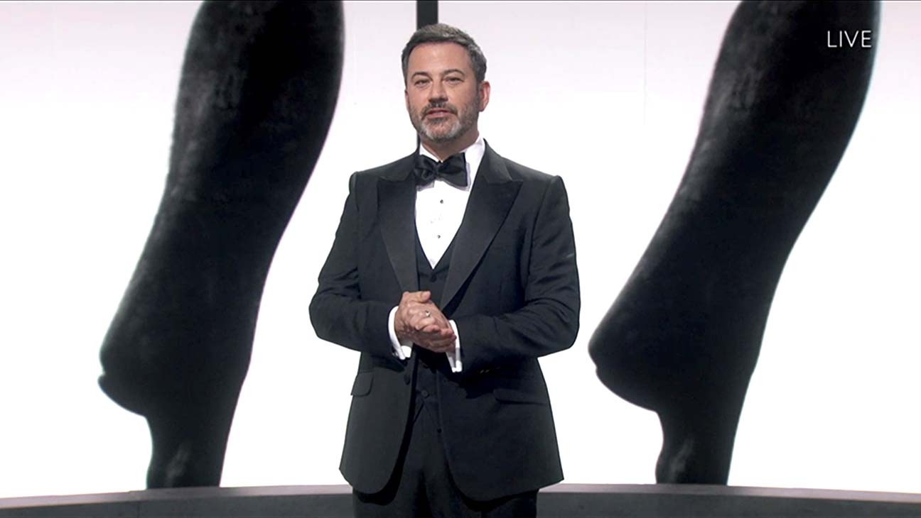 "Emmys: Jimmy Kimmel Calls Out ""Frivolous and Unnecessary"" Awards Show Amid COVID-19"