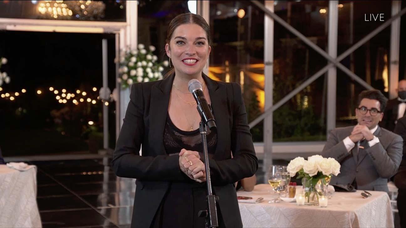 "Emmy Winner Annie Murphy Calls 'Schitt's Creek' Run ""Best Six Years of My Entire Life"""