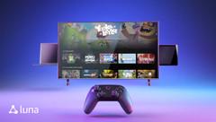 Amazon Unveils Game Streaming Service Luna