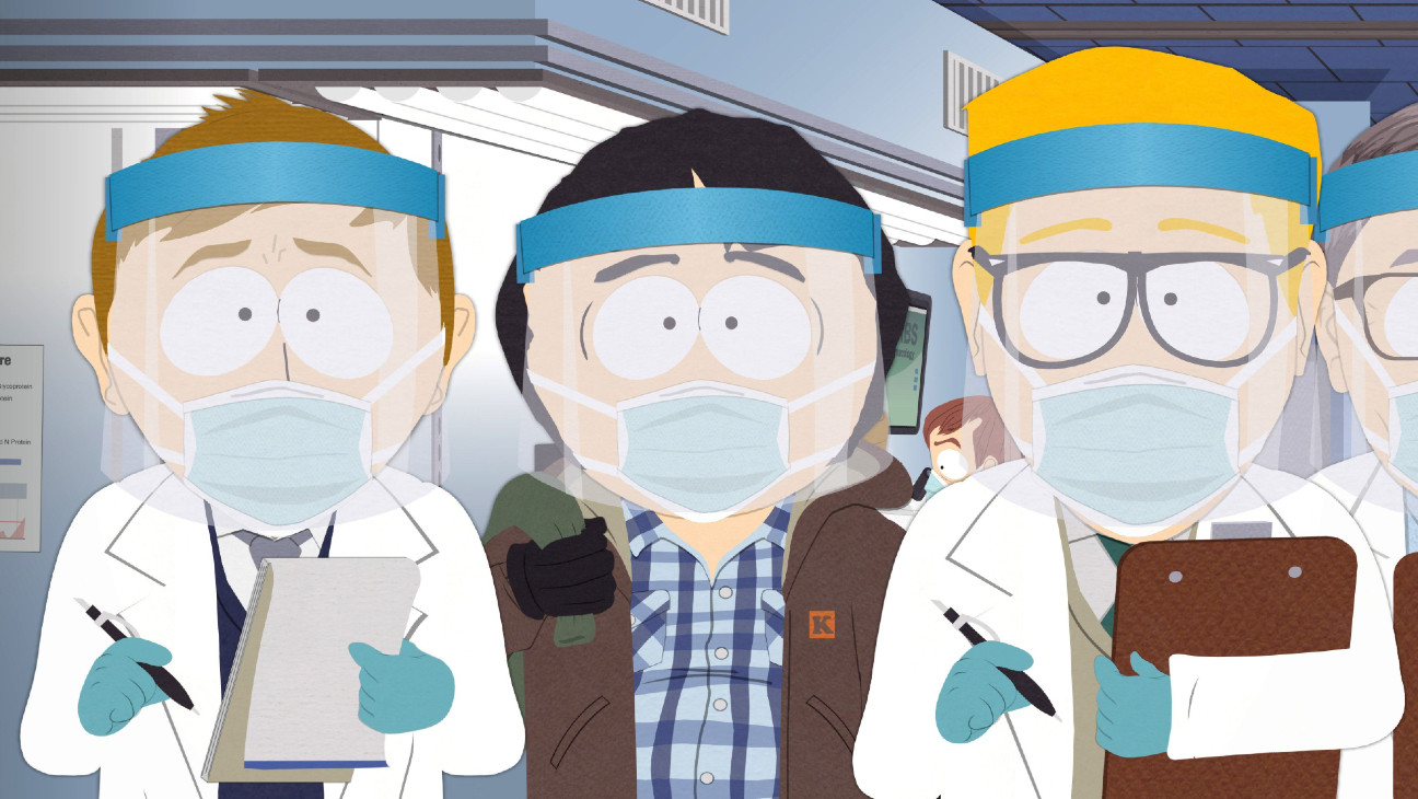 How 'South Park' Pulled Off That (Remotely Produced) Hourlong Special