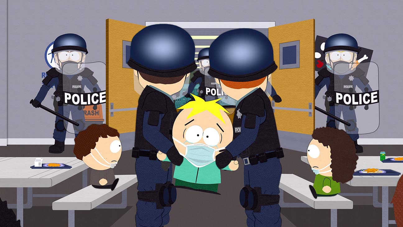 """'South Park' Mocks Disney, Cops and Trump While Addressing Virus in """"Pandemic Special"""""""