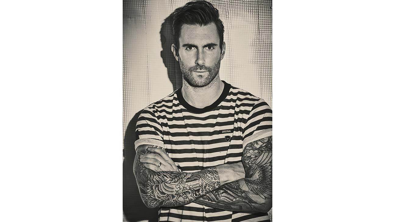 Adam Levine Signs Overall Deal With Wheelhouse Entertainment (Exclusive)