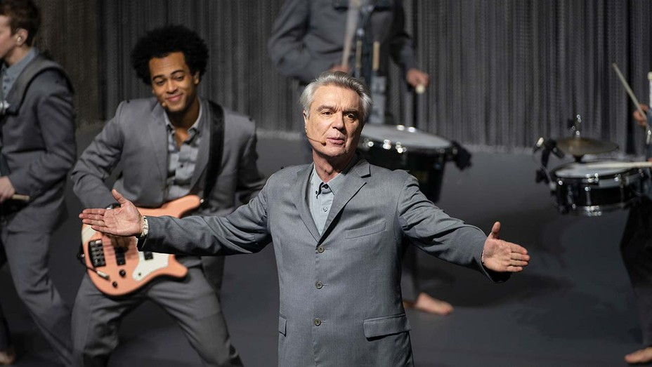 David Byrne on His New Documentary With Spike Lee-American Utopia
