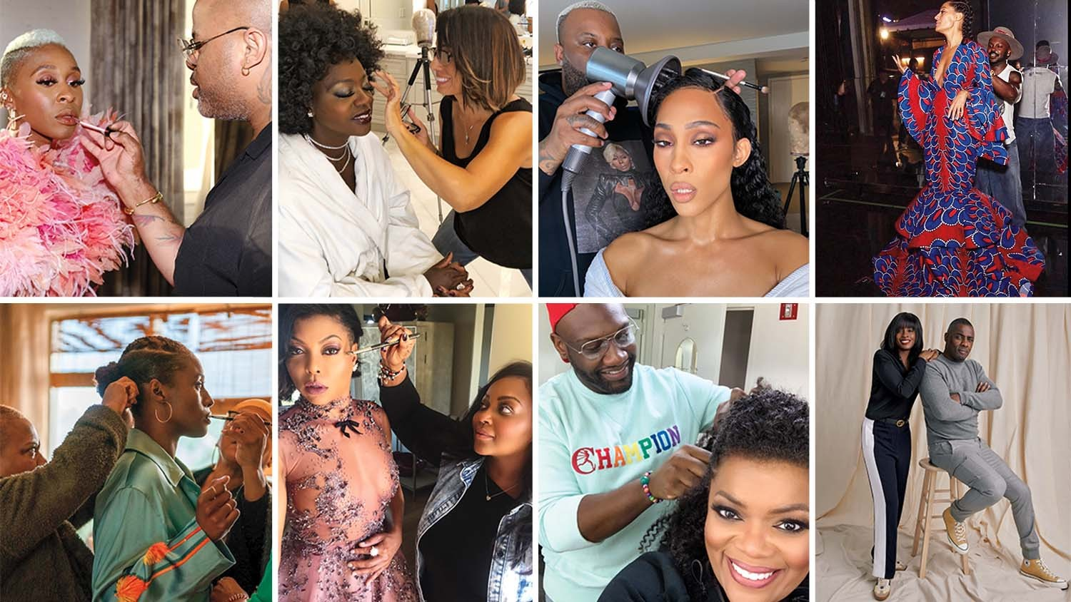 """""""Being Othered in a Hair and Makeup Trailer"""": An Oral History of Styling and Beautifying Black Stars in Hollywood"""