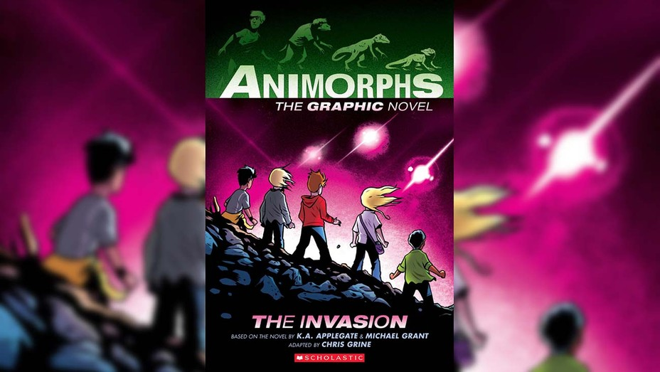 Animorphs Graphic Novel