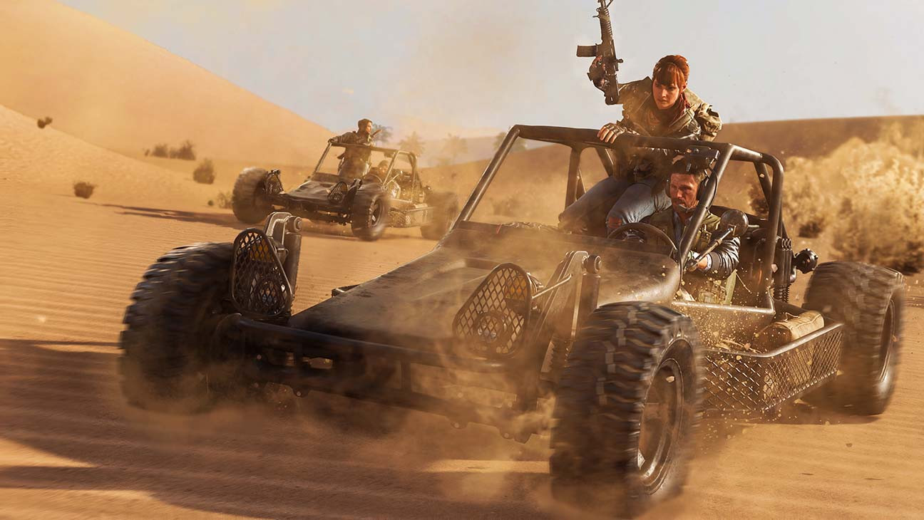 """'Call of Duty' Fuels Activision's Fourth-Quarter Growth Amid """"Year Filled With Adversity"""""""