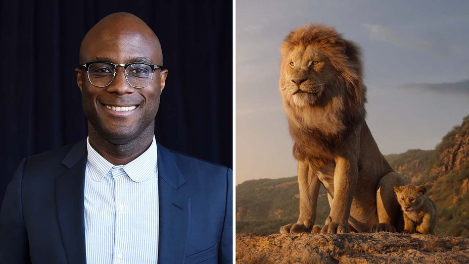 Barry Jenkins and 'The Lion King'