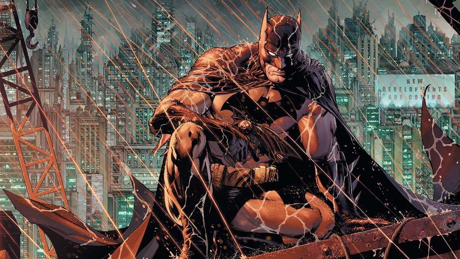 Batman Key Art