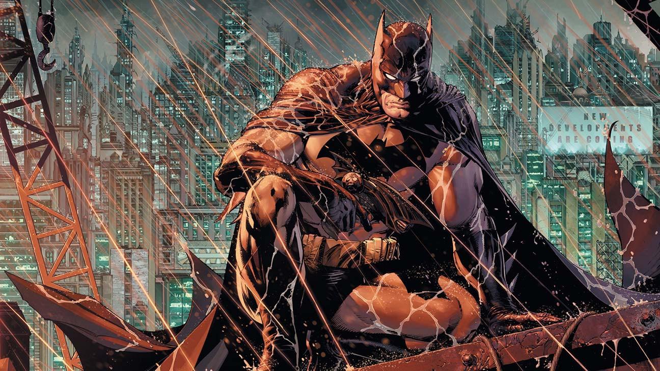 Spotify Enlists David S. Goyer for 'Batman Unburied' Podcast