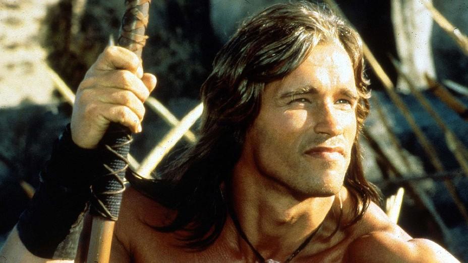 Conan the Barbarian (1982)- Arnold Schwarzenegger