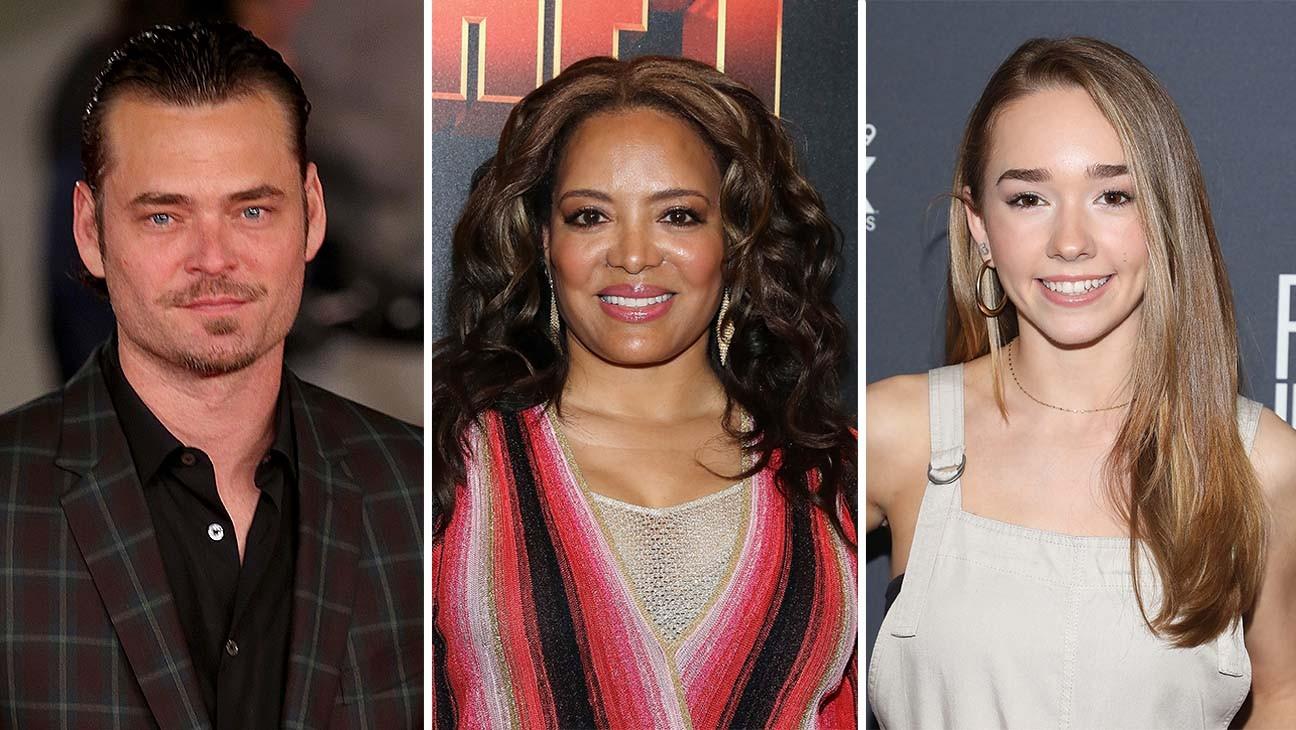 Chris Backus, Luna Lauren Velez, Holly Taylor Board Action Thriller 'Red 48' (Exclusive)