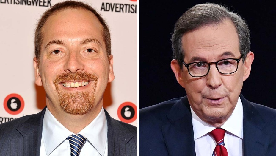 Chuck Todd and Chris Wallace