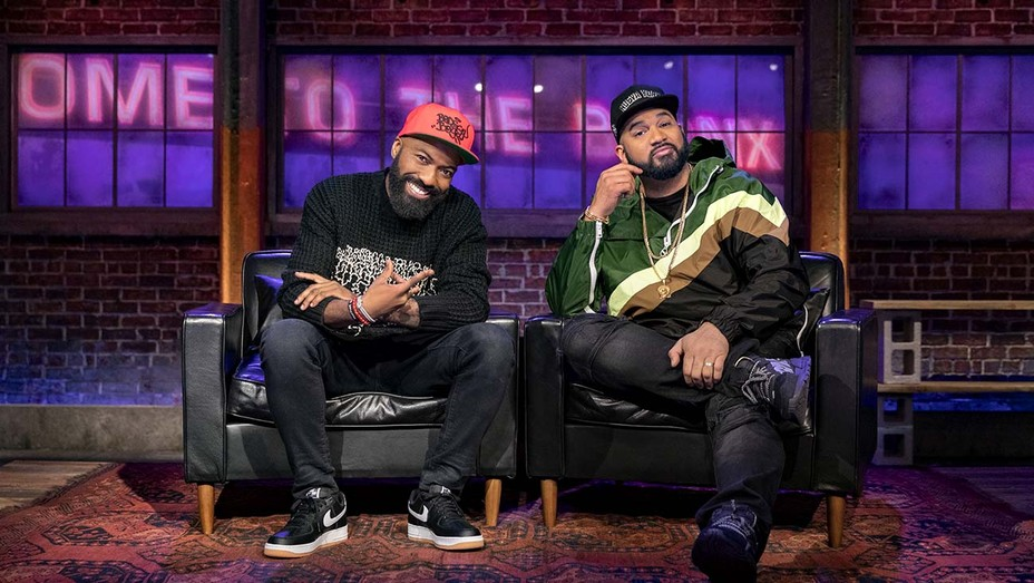 Desus Nice and The Kid Mero in 'Desus & Mero' season two
