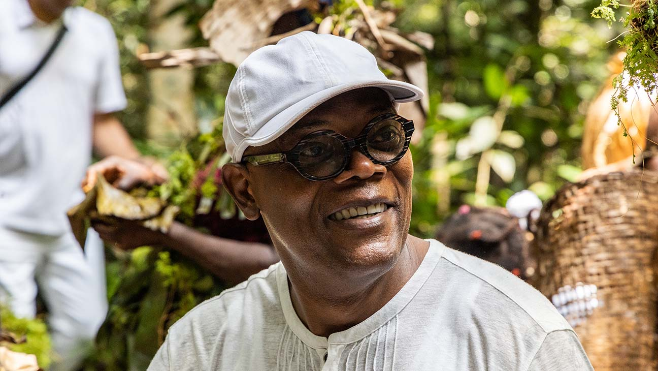 Samuel L. Jackson Talks New Docuseries 'Enslaved' and Exploring the History of the Trans-Atlantic Slave Trade