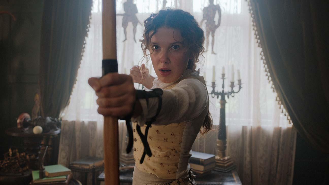 'Enola Holmes': Film Review