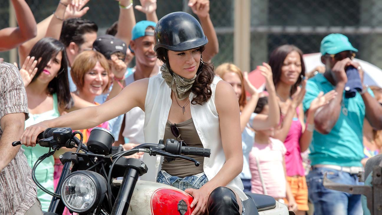 """Michelle Rodriguez Discusses Importance of Female 'F9' Writer to Break """"Egoist"""" Male Stories"""