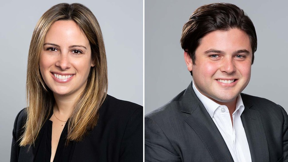 Joanna_Korshak and Christopher Slager