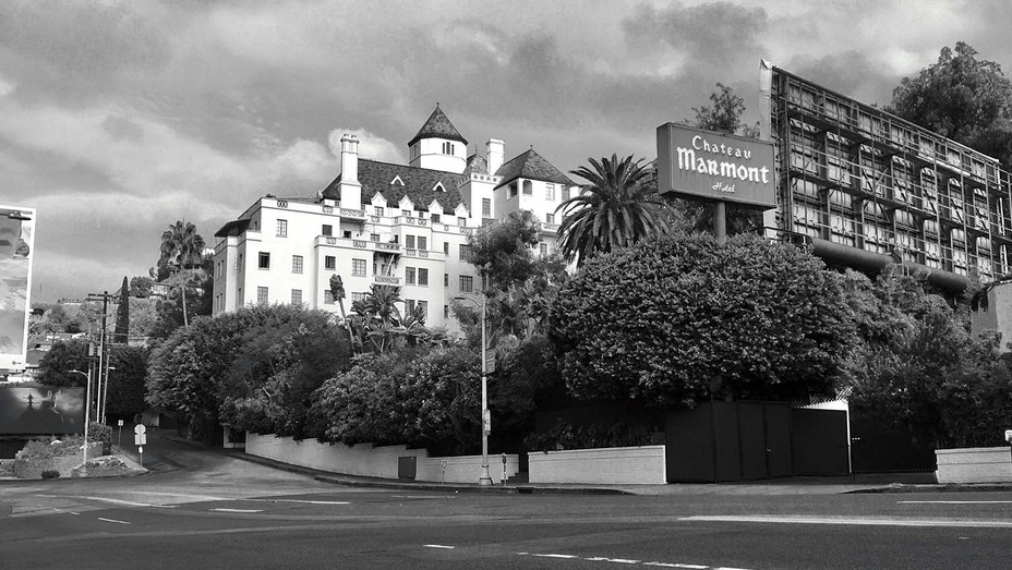Chateau Marmont building