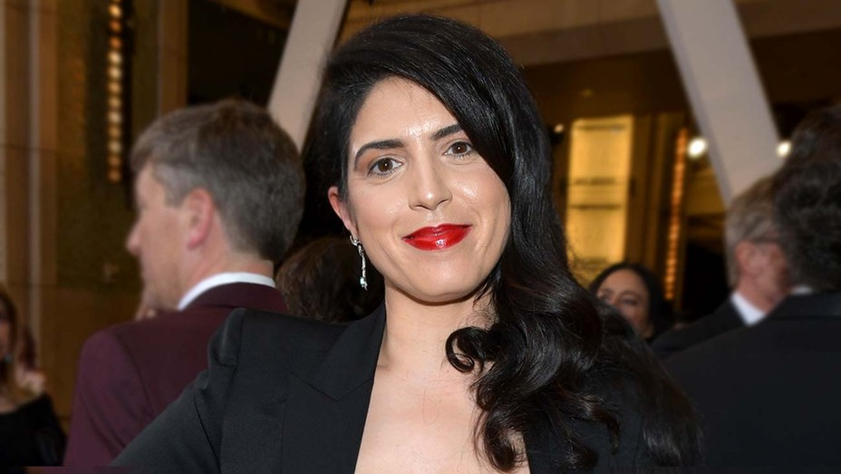 President of Production of Paramount Pictures Elizabeth Raposo