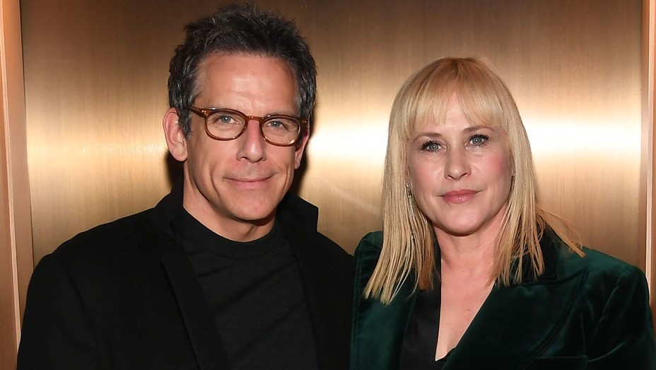 Ben Stiller and Patricia Arquette