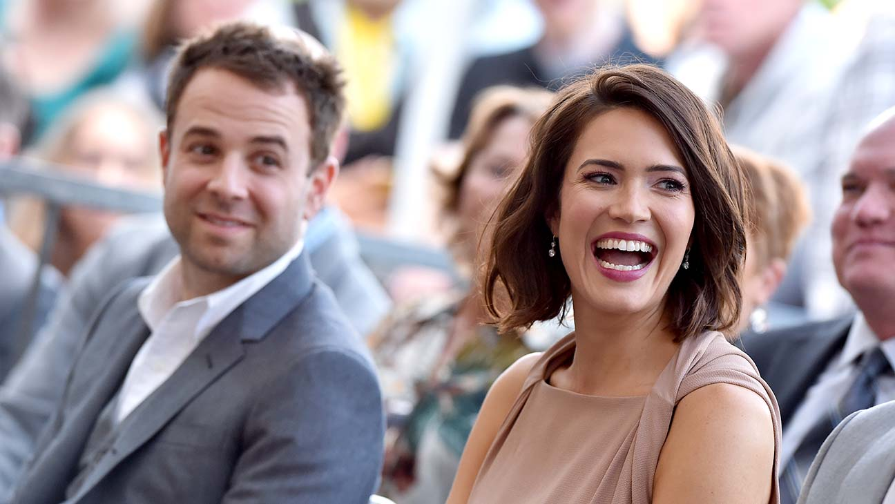 Mandy Moore Reveals She's Expecting First Child With Husband Taylor Goldsmith