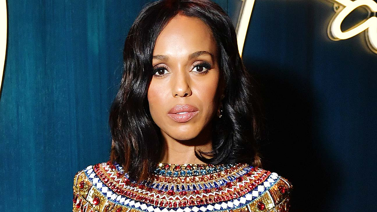 "Kerry Washington Says She's ""Still Scared at Times"" of Having the Cops Called on Her in Certain Neighborhoods"