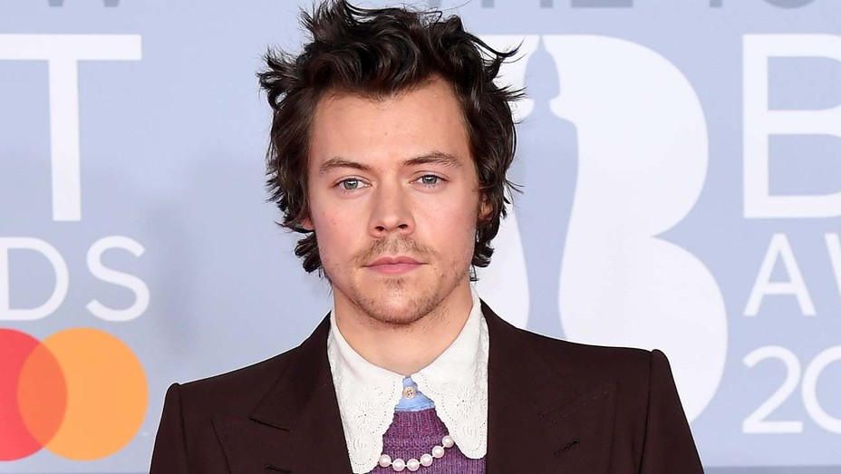 Harry Styles -The BRIT Awards 2020 - Red Carpet Arrivals