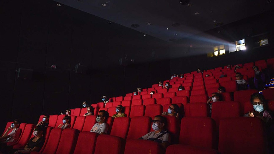 Beijing Cinemas Reopen  -Pandemic - Getty -H 2020
