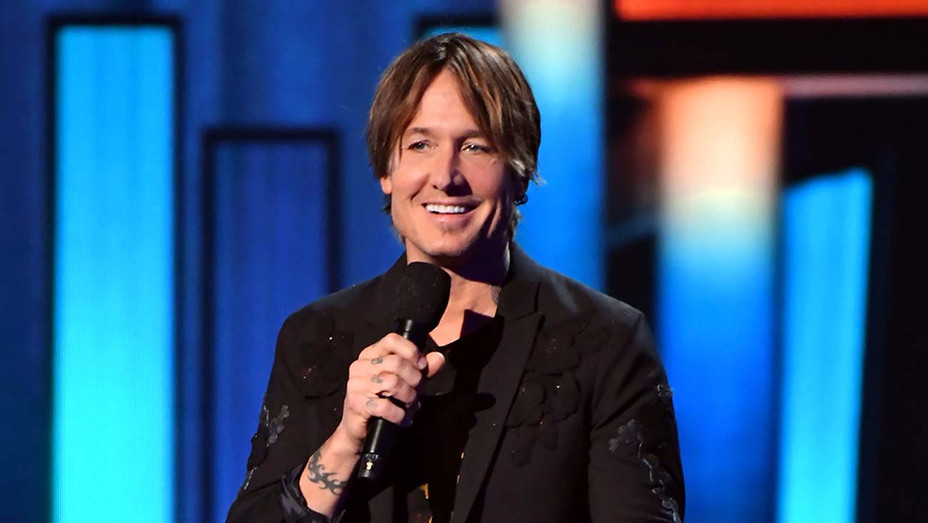 55th Academy Of Country Music Awards - Show - Keith Urban