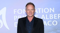 Sting Honored by Prince Albert of Monaco at Gala With Johnny Depp, Sienna Miller and Kate Beckinsale