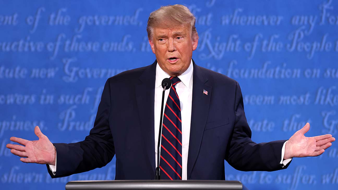 Hollywood Looks to Gallows Humor After Chaotic First Presidential Debate